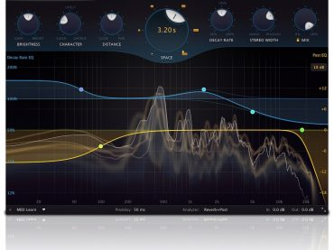 FabFilter are back with a new improved reverb, the FabFilter Pro-R
