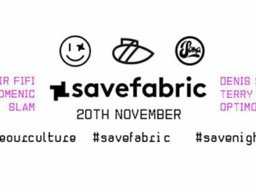 Denis Sulta, Slam and more play a one-off fabric fundraiser at Sub Club, Glasgow