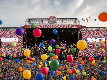 Sziget Festival celebrates their 25th birthday in 2017