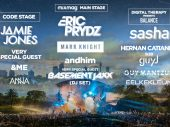 Eric Prydz, Hernan Cattaneo, Eelke Kleijn, Jamie Jones, Mark Knight, Sasha, Guy Mantzur and more set to headline Australia's Electric Gardens Festival