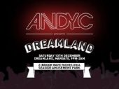 Calling all D&B fans. Win a double pass to see Andy C takeover Dreamland for one night only