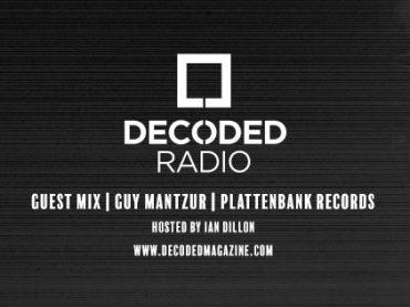 Decoded Radio presents PlattenBank Records with Guy Mantzur + Interview