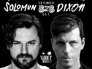 Solomun & Dixon Epic Back to Back for New Year Eve – Space Ibiza New York