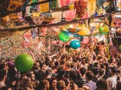 Elrow celebrate 2016 with NYE shows in Italy, Netherlands and UAE, before heading to Spain for two NYD shows