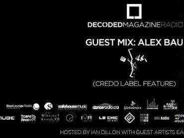 Decoded Radio presents Credo with Alex Bau