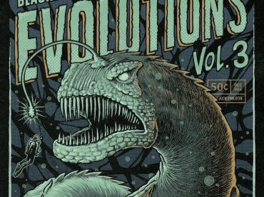 Blackout Music present Volume 3 of their 'Evolutions' series
