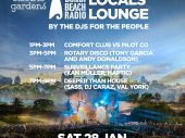  Electric Gardens Festivals is proud to announce Bondi Beach Radio to program locals lounge at Electric Gardens Sydney