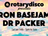 Rotarydisco welcomes Dr Packer and Ron Basejam Saturday 14th January