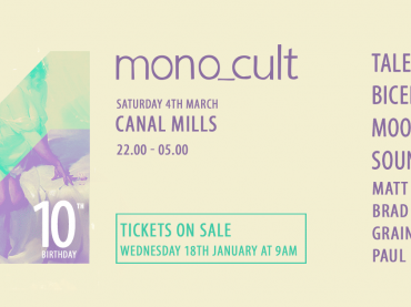 Tale Of Us headline mono_cult for a one off special 10th anniversary in Leeds