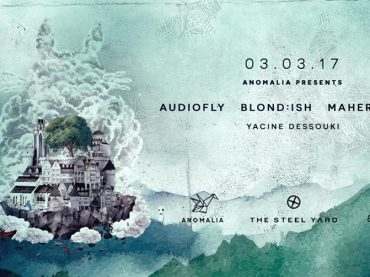 Audiofly, Blond:ish & Maher Daniel are announced for Anomalia: Chapter 2
