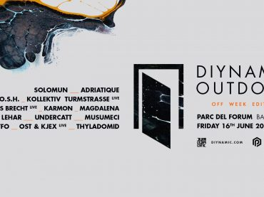 Diynamic's annual Barcelona Off-Week party is selling out fast