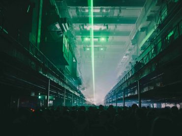 Paul Kalkbrenner Presents Back To The Future at Printworks London on Saturday 29th April