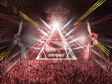 Amnesia's Pyramid lands in London for a world exclusive unveiling at Electric Brixton
