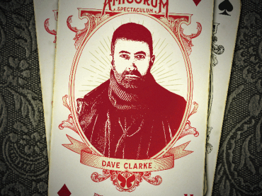 Dave Clarke reveals first acts for stage at Tomorrowland