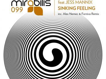 Exclusive Premiere – BOWSIE – Sinking Feeling (Alex Nemec & Forniva Remix) Mirabilis Records