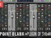 Point Blank Plugin Of The Week: SSL 4000 E (Channel Strip Plugin)