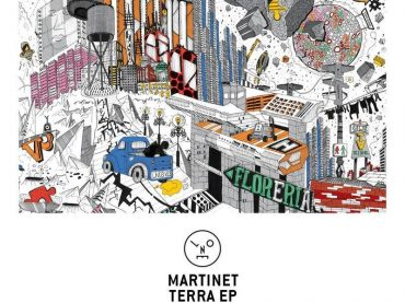 Huxley launches his brand new alias, Martinet with a fine release on Sasha's Last Night On Earth imprint