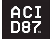 Acid 87 Drop new line and website