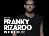 Franky Rizardo mixes the next Defected 'In the House' compilation