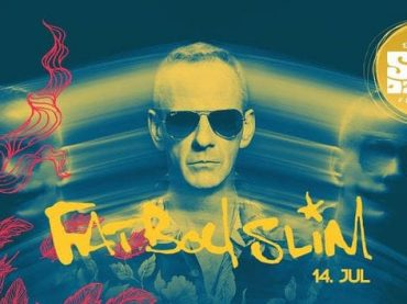 Fat Boy Slim to headline Sea Dance Beach Festival