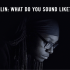 Native Instruments presents Jlin: What do you sound like?