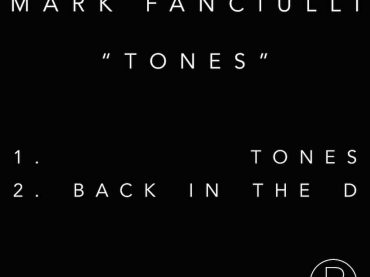 Mark Fanciulli returns to his own label with the engaging and exciting 'Tones' EP