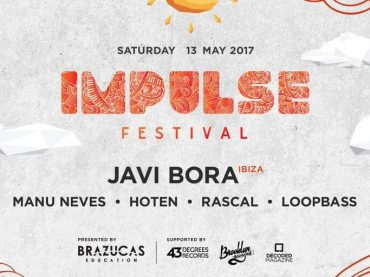 Impulse Festival 2017 on May 13th in Brisbane Australia
