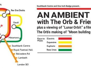 An Ambient Evening with THE ORB & Friends Electrical at the Royal Festival Hall