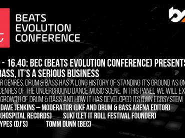 The Beats Evolution Conference is coming to BMC
