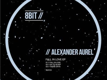 Exclusive Premiere – Alexander Aurel – Go To Sleep (8bit Records)