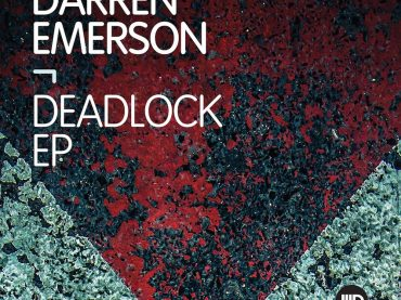 Darren Emerson makes his debut on Intec Digital with the 'Deadlock EP'