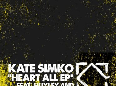 Leftroom Records bring us Kate Simko's latest four track EP of pure bliss