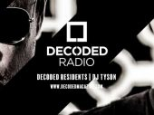 Decoded Residents Radio presents DJ Tyson