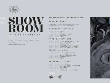 Suara presents Showroom'17 during Off Week