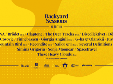 Backyard Sessions XL launches in Malmö – Sweden with Claptone, Recondite (LIVE), Sonja Moonear and more