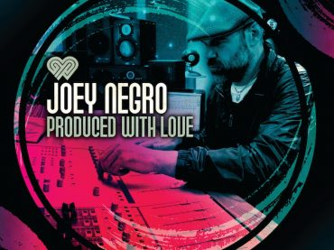 Master of the dancefloor Joey Negro returns with his eagerly anticipated album 'Produced With love' on Z Records