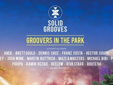 Solid Grooves announce line up for 'Groovers in the Park' Ibiza with Hector Couto, Dennis Cruz, Pirupa, Josh Wink and more