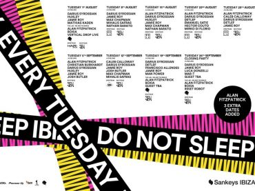 Do Not Sleep Ibiza announce Alan Fitzpatrick as new resident