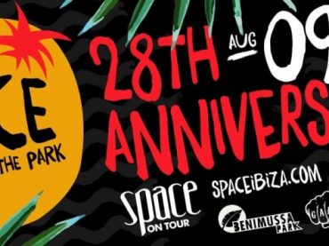 Space Ibiza to celebrate 28th birthday with 'Space In The Park' open air parties