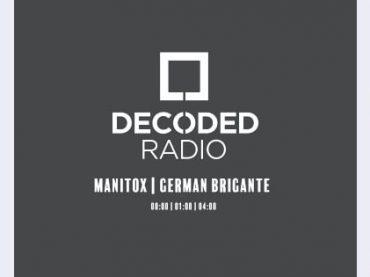 Decoded Radio presents Manitox with German Brigante + Interview