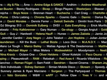 Amsterdam Dance Event completes program for 22nd edition to feature 2500 performers and 550 speakers in over 160 locations