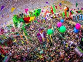 "Elrow Town London 2017 – ""It was an incredibly well-organised event with outstanding DJs, fabulous production and minimal queues throughout. I can't wait for the next one"""