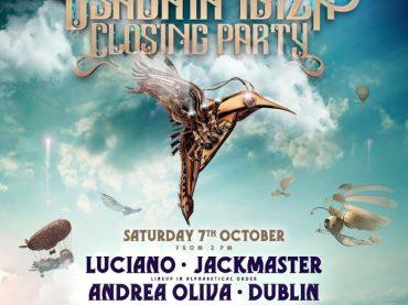 Ushuaia Ibiza unveils closing party lineup