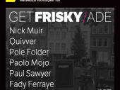 FRISKY returns to Amsterdam Dance Event at Club NL