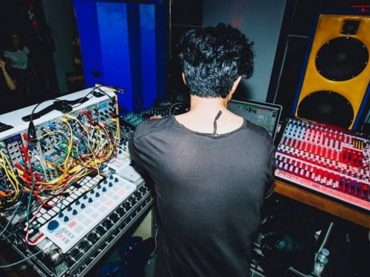 """""""I think music is sometimes too dumbed down. Sound is a time based art form, a physical phenomenon with structural integrity"""" – Kamran Sadeghi"""