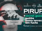 Dragonfruit, WeLove & Decoded Magazine present Pirupa at Capulet