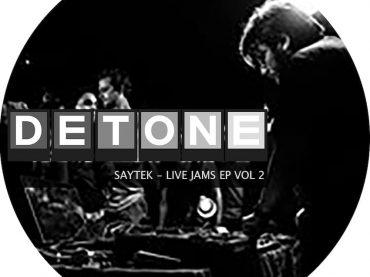 Exclusive Premiere: Saytek – Get Liberated (Detone)