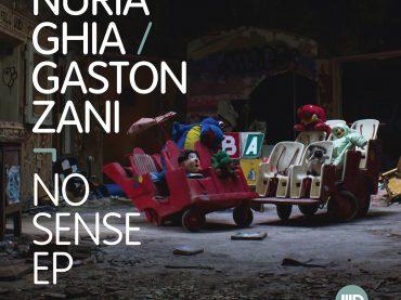 Nuria Ghia & Gaston Zani's 'No Sense EP' on Intec Digital out now