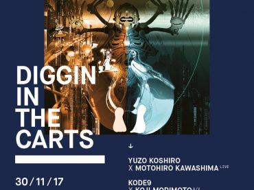 Red Bull Music Academy's Diggin in the Carts – World Tour Comes to fabric