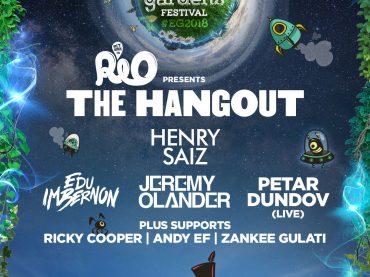 Return to Rio Hangout at Electric Gardens ft. Henry Saiz, Edu Imbernon, Peter Dundov, Jeremy Olander